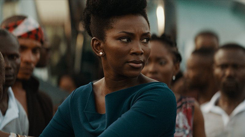 Netflix acquires Genevieve Nnaji's movie, Lionheart