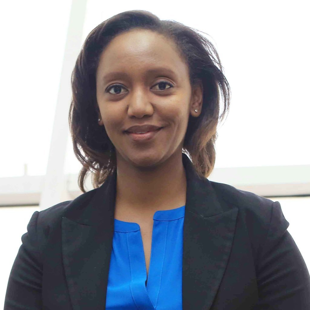 Yvonne Manzi Makolo Biography