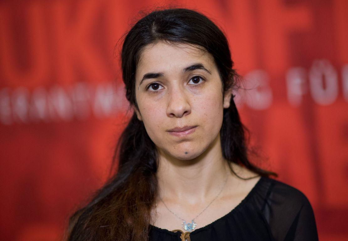 Nadia Murad Escaped ISIS