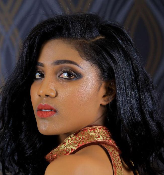 Sollyana Abayneh – Miss Ethiopia