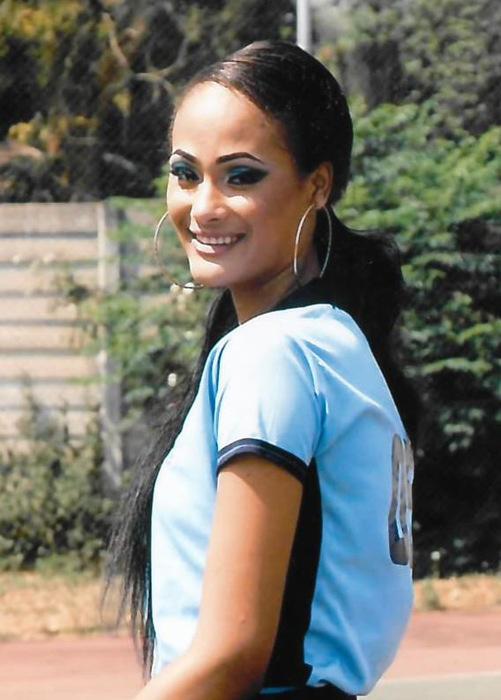 Belinda Potts – Miss Zimbabwe
