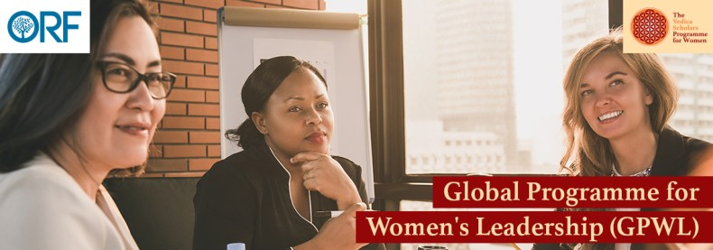 Global Programme for Women's Leadership (GPWL) 2019 in India