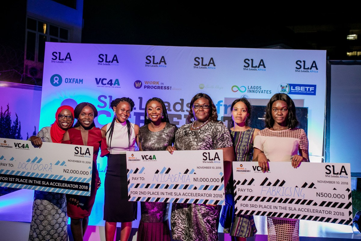Apply For The She Leads Africa 2019 Accelerator