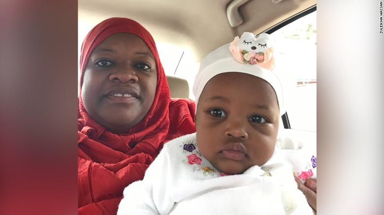 Kenyan Member of Parliament Zuleikha Hassan was sent out of Parliament for bringing in her baby, Mwanabaraka.
