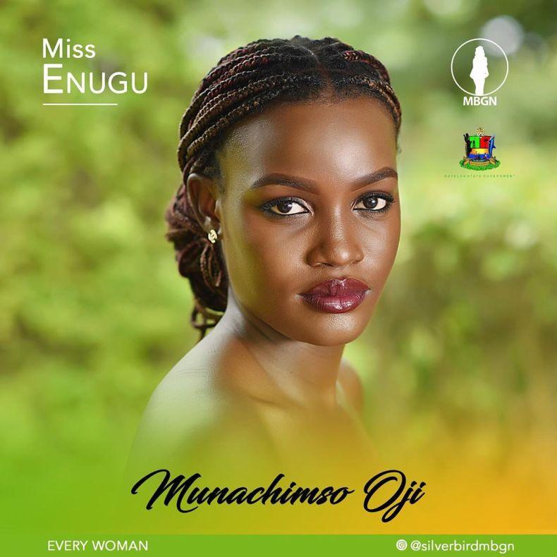 Miss Enugu MBGN 2019 Munachimso Oji