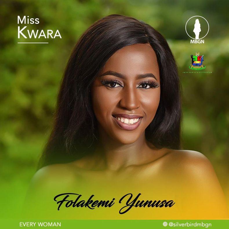 Miss Kwara MBGN 2019 Folakemi Yunusa