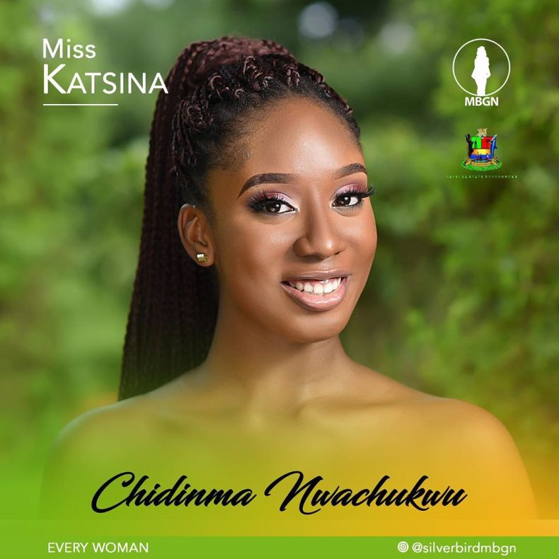 Miss Katsina MBGN 2019 Chidinma Nwachukwu