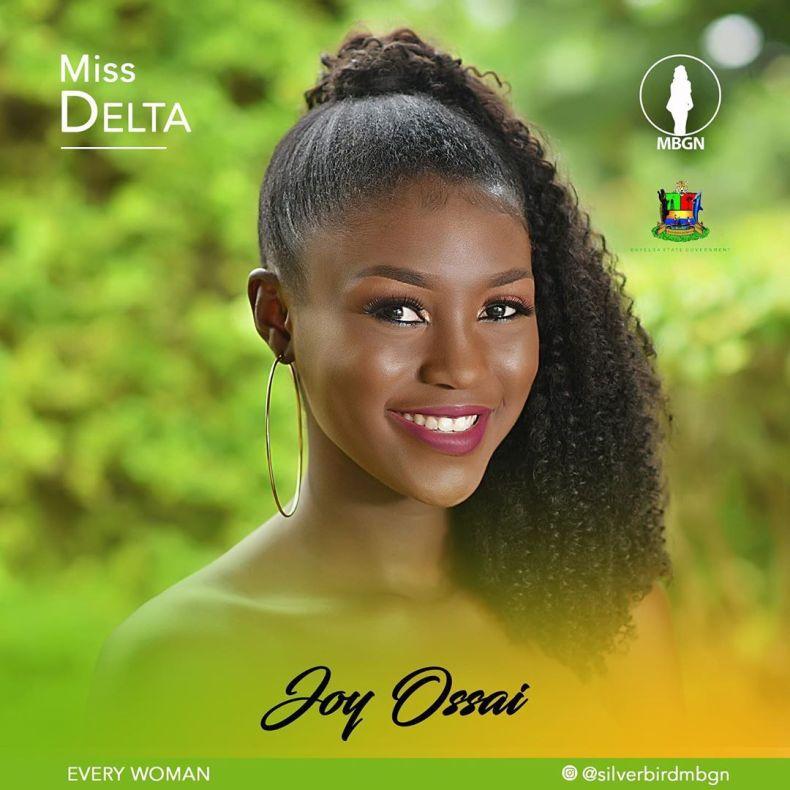 Miss Delta MBGN 2019 Joy Ossai