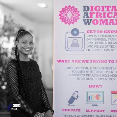 Khadijat Abdulkadir, Founder, Digital African Woman