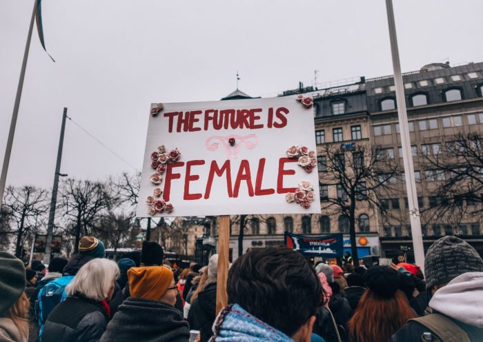 Can modern feminism start the descrimination of men?