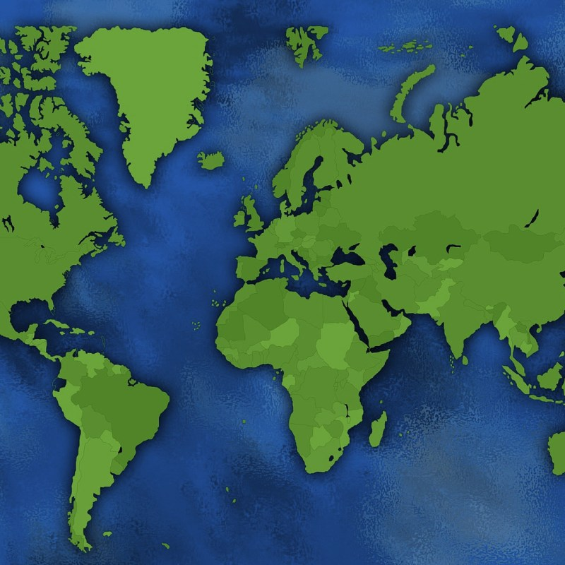 SDG Map