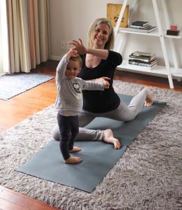 Shelley McCarten Urban Yoga