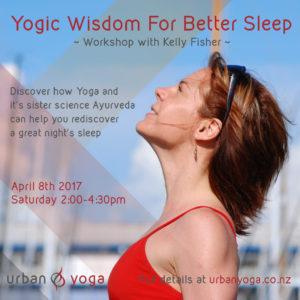 Urban Yoga Wellington New Zealand
