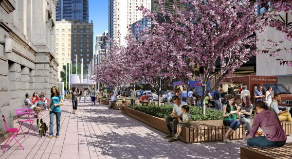 Vancouver Art Plaza Design Revealed - Urbanyvr