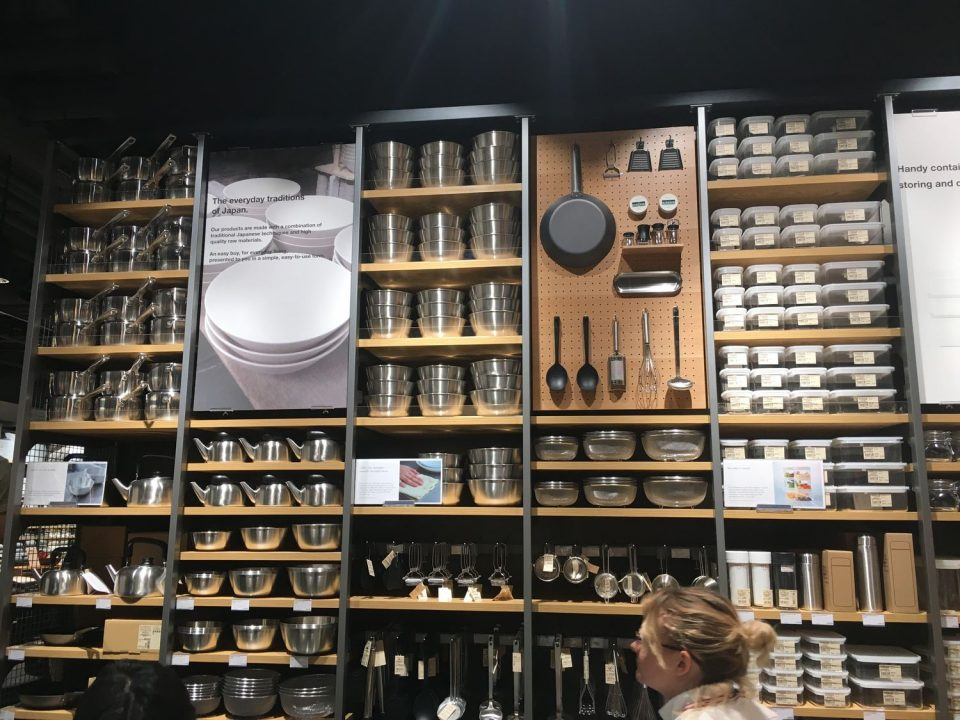 MUJI Opens First Vancouver Area Location At Metrotown