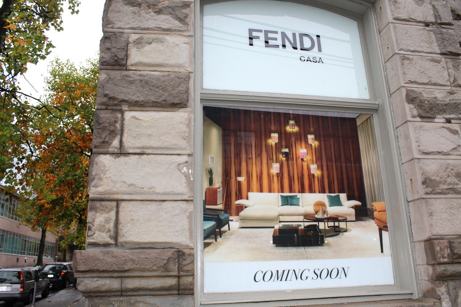 Fendi Casa Bentley Home opening across from Victory Square  urbanYVR