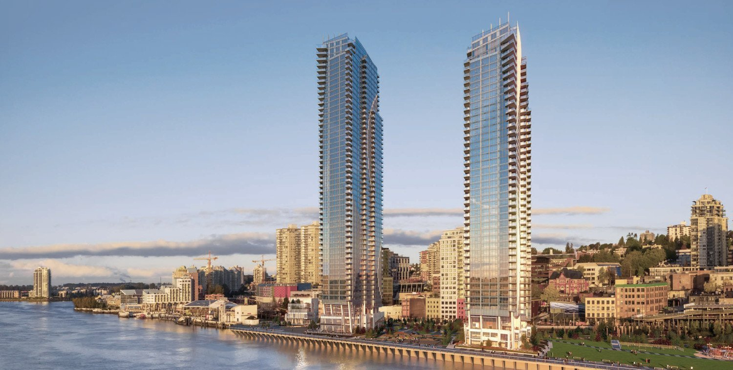 bosch kitchen package triangle table pier west brings tallest towers yet to new westminster's ...