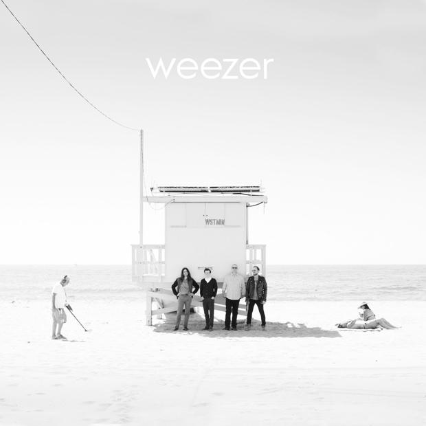 Weezer The White Album URBe