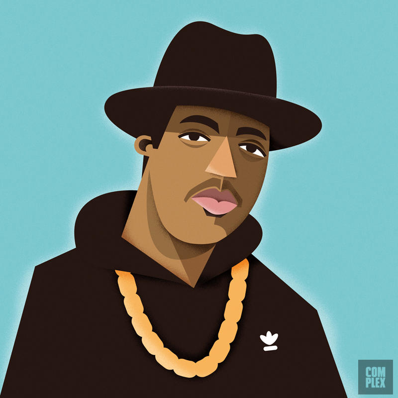 rappers Run URBe