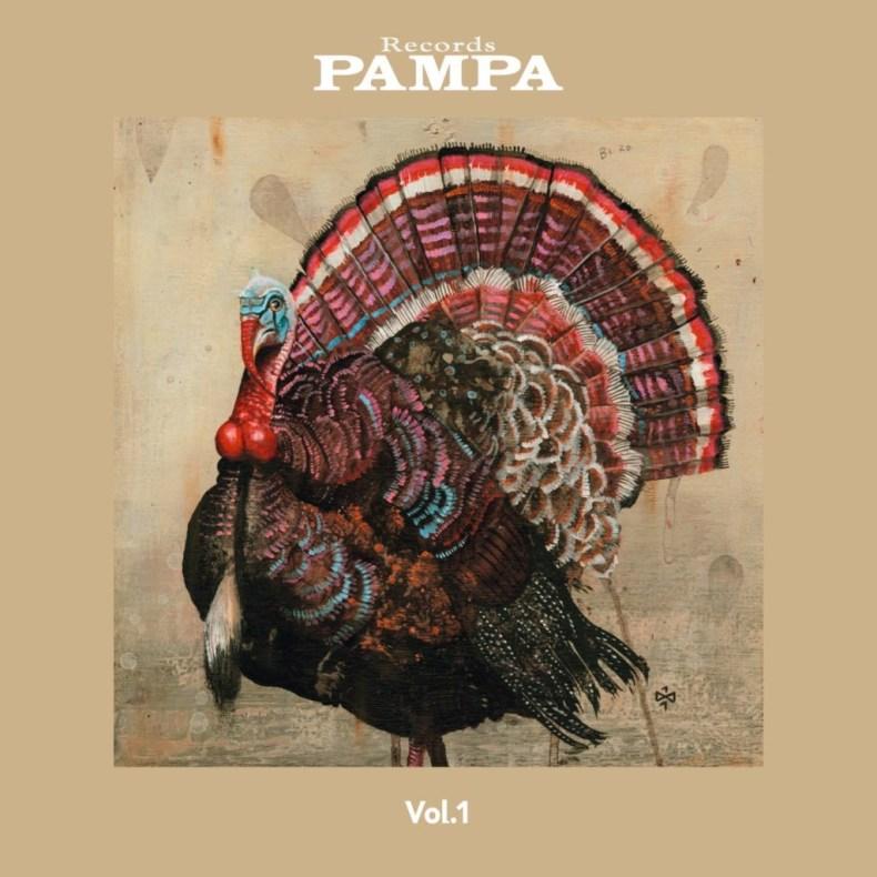 DJ Koze Pampa Vol. 1 URBe