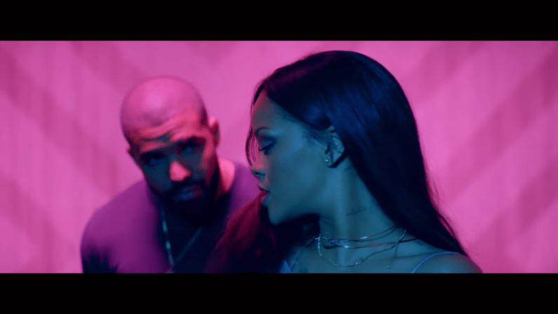 Rihanna Drake Work URBe 2