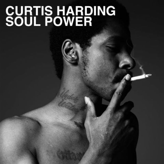 Curtis Harding Soul Power URBe
