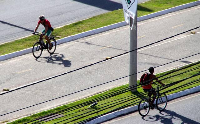 bicicleta urbe