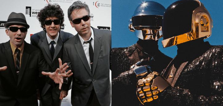 Beastie Boys Daft Punk URBe