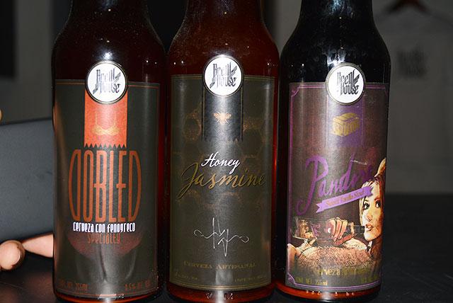 Cata de Cerveza Brewhouse