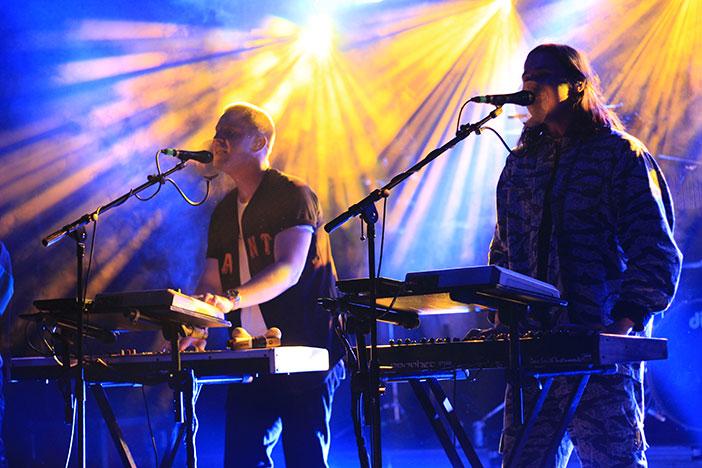Jungle Live en Guadalajara Tercer Aniversario Mousiké 2015
