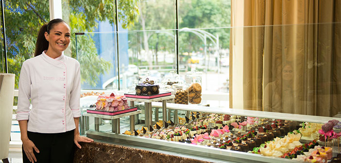 Glass House Café el nuevo recinto culinario de The St. Regis Mexico City