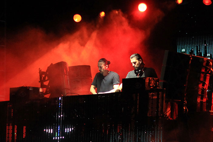 Dimitri Vegas and Like Mike GDL 2015