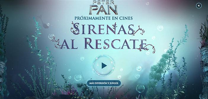 Juegos en línea de la nueva película de Peter Pan