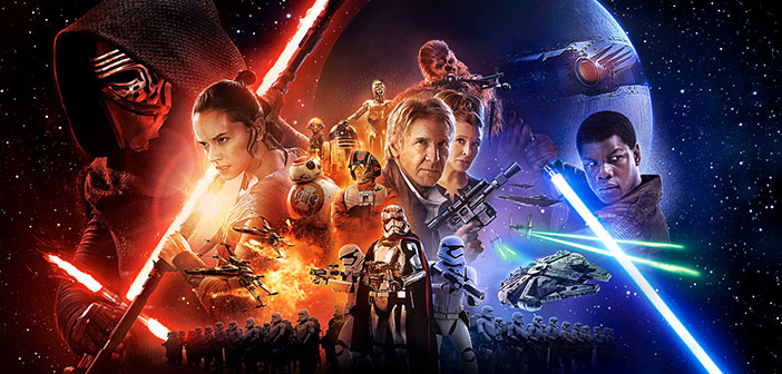 Tráiler oficial y poster de Star Wars: El Despertar de la Fuerza