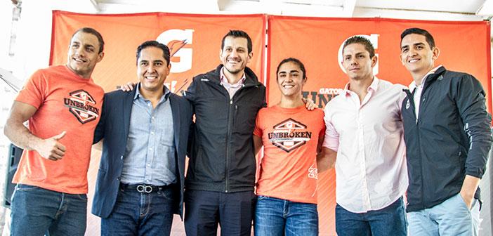 Gatorade® presenta Gatorade Unbroken – The Cross Training Challenge, competencia internacional de cross training con el apoyo de CODE Jalisco