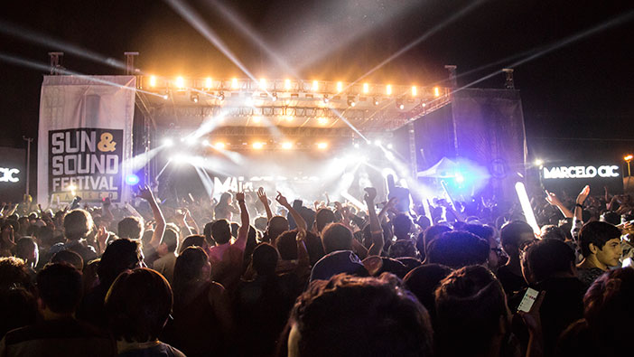 Sun And Sound Festival 2015 Jalisco