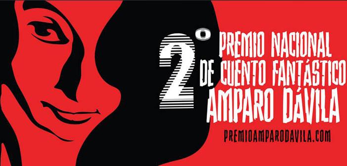 El 2º Premio Nacional de Cuento Fantástico Amparo Dávila cerró su convocatoria