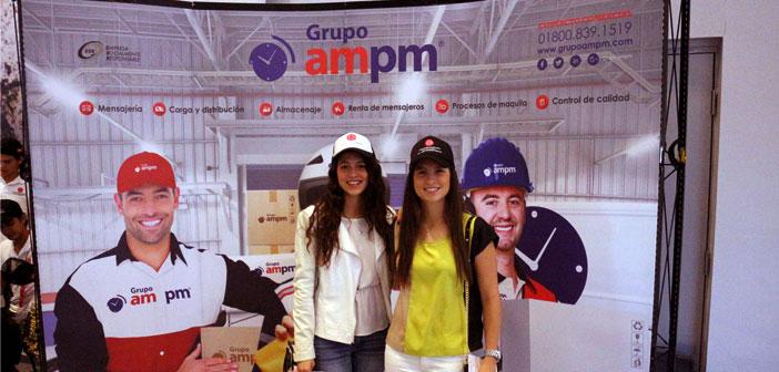 Grupo ampm reconoce el futuro de jóvenes