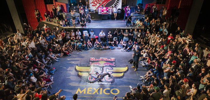 Red Bull BC One Cypher México 2016, seleccionará un B-boy que viajará a Japón