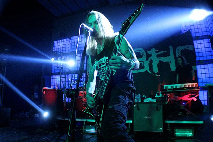 Children of Bodom Pre-Fiesta Corona Hell and Heaven Metal Fest 2016