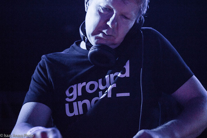 JOHN DIGWEED en el BMLS Showcenter GDL 2016