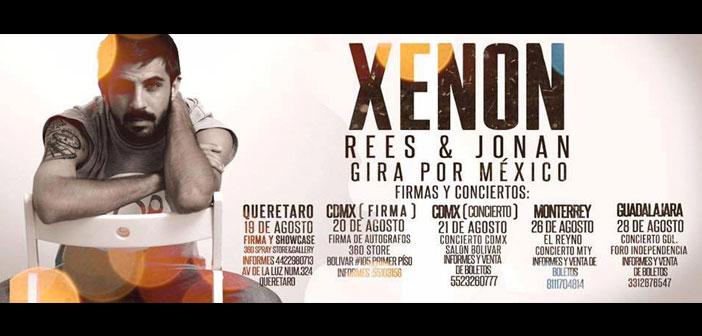 XENON x 1era vez en GDL
