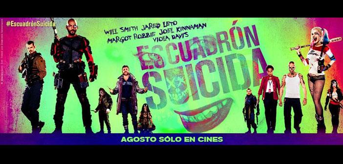Escuadrón Suicida – Premier Guadalajara