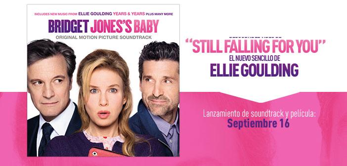 El Bebé de Bridget Jones – Ellie Goulding lanza video