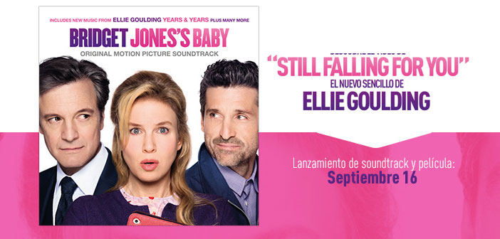 El Bebé de Bridget Jones – Ellie Goulding lanza video