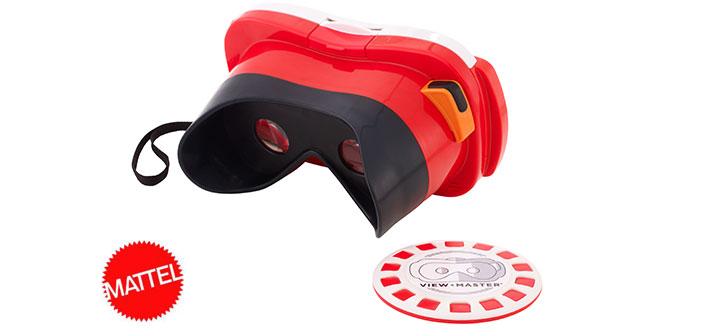 Realidad Virtual para las nuevas generaciones: View Master