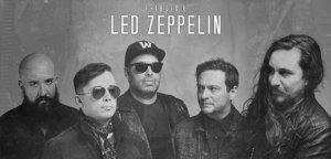 Azul Violeta último tributo a Led Zeppelin
