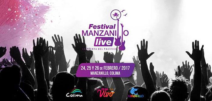 Festival Manzanillo Live 2017 anuncia primer banda: Plastiko