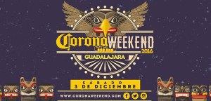 Corona Weekend Guadalajara 2016