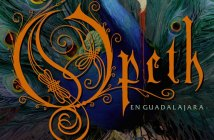 Opeth en Guadalajara 2017